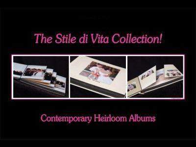 Wedding Photography With A Touch of Romance by The Medici Gallery Stile di Vita Album Collection