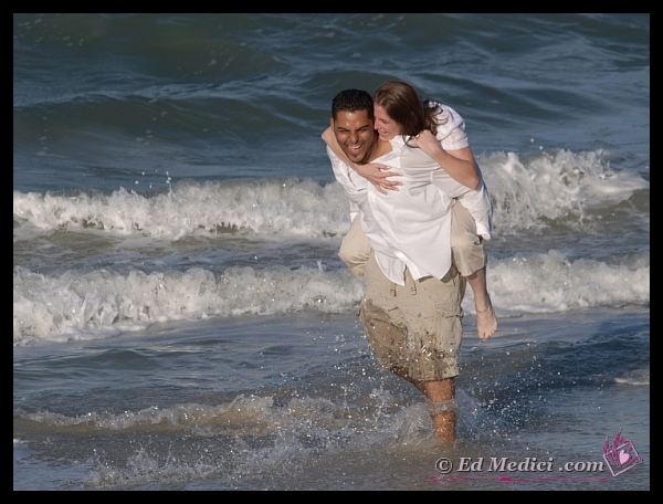 Beach Love Story Photography by The Medici Gallery With A Touch of Romance
